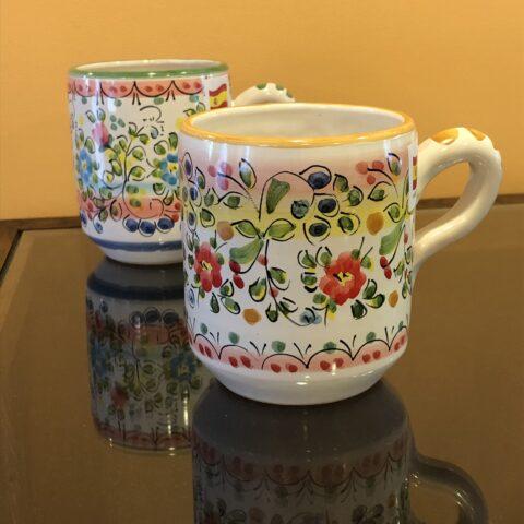 スペイン製マグカップ